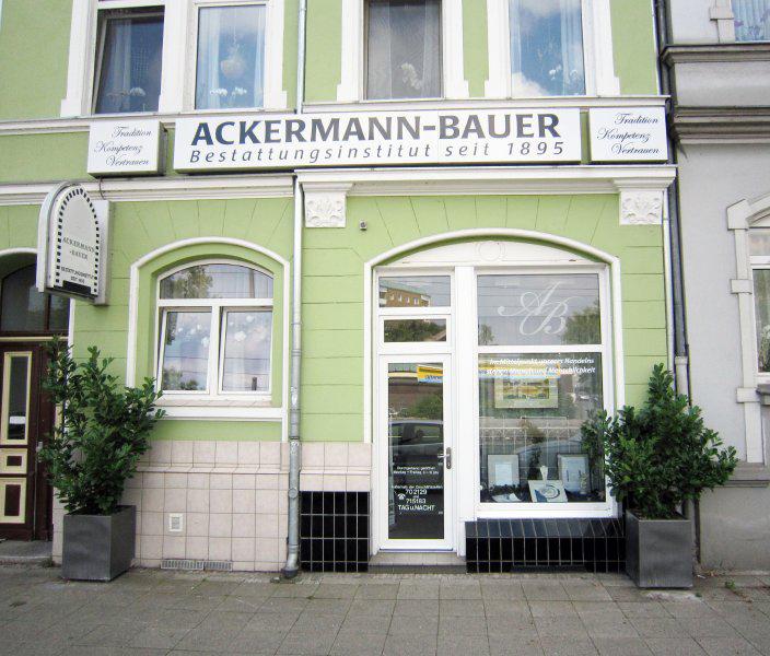 Hausarzt Hannover Stöcken: Kontakt Ackermann-Bauer Bestatter Hannover